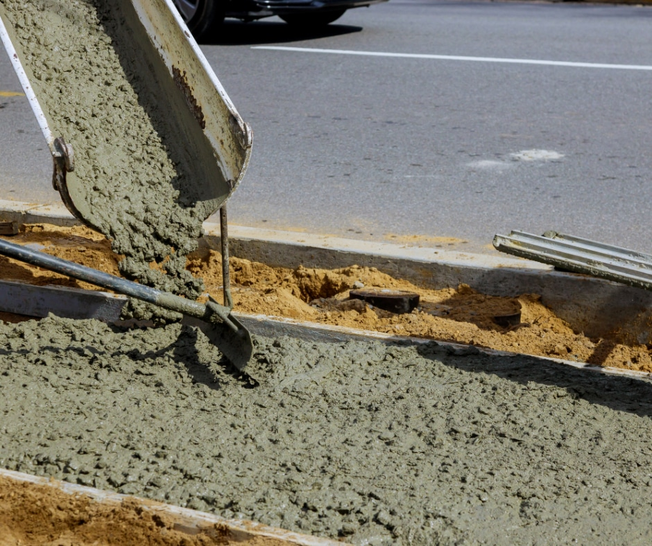 Concrete Sidewalks & Walkways Delray Beach